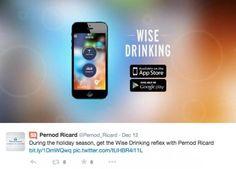 Pernod Ricard Wise Drinking