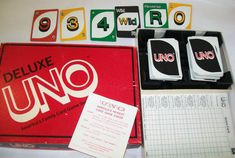 1972:  Uno - The Most Popular Christmas Toy from the Year You Were Born - Photos