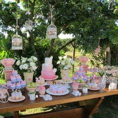 Bruna Tilli Festas, Facebbok | Festa no Jardim