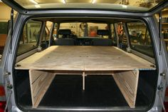Check this out! I quite simply enjoy this design for this %%KEYWORD%% Fj Cruiser, Toyota Land Cruiser, Mike Wood, Minivan Camping, Jeep Xj, Luxury Suv, Wood Creations, Rv Campers, Storage Solutions