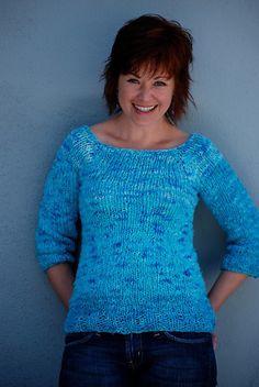 Ravelry: Oatmeal Pullover pattern by Jane Richmond