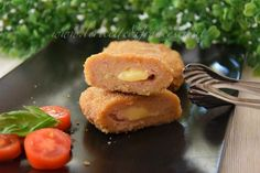 Cordon bleu fatti in casa | Ricetta senza frittura