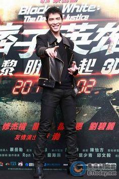 ▲蕭敬騰演唱《痞子英雄:黎明再起》主題曲。