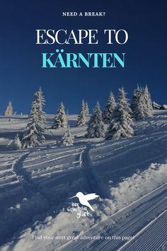 """Wir alle kennen das Gefühl, wenn es am Vorabend geschneit hat und wir vor lauter Freude am liebsten sofort auf den nächsten Berg fahren würden, um zu """"powdern"""".  Diese Verhältnisse findet man auf der Gerlitzen in Kärnten mit Blick auf den Ossiacher See. Mehr auf unserer Homepage :) #kärnten #gerlitzen #skifahren #snowboardfahren #urlaubinkärnten #urlaubinösterreich #winterwonderland #ausflügeinkärnten #ausflügeinösterreich #hierwohntdasglück #ossiachersee Snowboard, Need A Break, Greatest Adventure, Berg, Mount Everest, Mountains, Nature, Travel, Ski"""