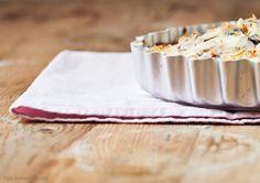 Kirschkuchen mit Mandeln und Schmand ♥ saftig, süß und sooooo lecker!