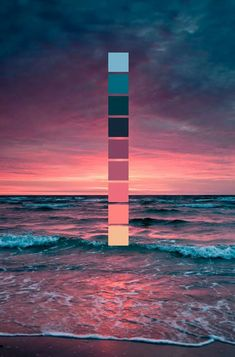 Where does inspiration come from....anywhere you want! #ockf #freedesignservice #colorsfromnature #sunsets #inspiration