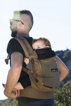Baby Sling, Baby Wearing, Safari, Dads, Bag, Vacuum Flask, Olive Tree,  Suspenders, Mirror 8f1f0e56775