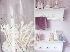 lilac bathroom for the nest pinterest lilac bathroom girl bathrooms and upstairs bathrooms - Bathroom Ideas Lilac