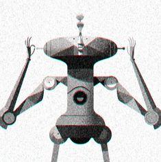 Oren Haskin's Machines & Triangles illustrations.