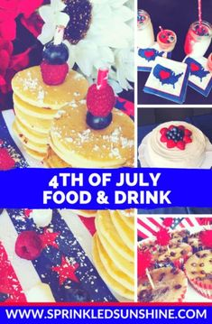4th of July Food and