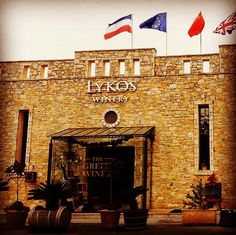 A warm hospitality and the most tasteful wines, made with the outmost care, awaits you throughout your visit to Lykos Winery. Greek Cheese, Gw, Wineries, Hospitality, Greece, Lovers, Warm, Greece Country, Wine Cellars