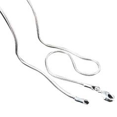 * Penny Deals * - Necklace,Anglin Fashion Hot Mens Womens Sell Silver Jewelry Snake Chain Necklace 18inch *** Read more reviews of the product by visiting the link on the image.