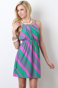 Line To Line Dress - I love the colors!!! I need to order right now!!!!