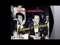 6 Slick Voice Over Warmup Tricks Vocal Warmups, Vocal Exercises, The Voice, Music, Youtube, Musica, Musik, Muziek, Music Activities