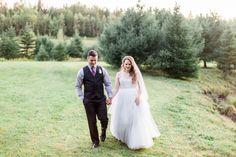 Amanda & Chris' Backyard Celebration in the Annapolis Valley via Elegant Productions