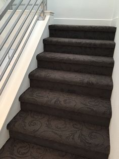 Carpet Runners For Hallways Ikea Code: 9231463553 Cost Of Carpet, Diy Carpet, Modern Carpet, Rugs On Carpet, Carpets, Hall Carpet, Staircase Carpet Runner, Stairway Carpet, Patterned Stair Carpet