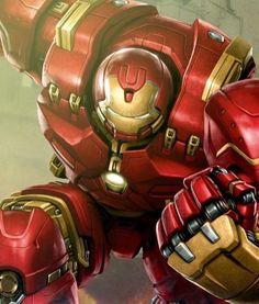 Hulkbuster #avengers2 #marvel by marvelbrasil