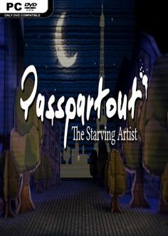 Passpartout The Starving Artist-SKIDROW - Simulation Game games games Free Android Games, Free Games, Markiplier, Kerplunk Game, Online Pc Games, Gaming Computer Setup, Xbox 1, Game Interface, Soundtrack