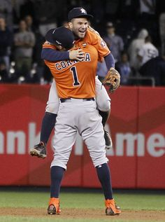Astros shut out Yankees, advance to AL Division Series vs. Royals