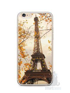 Capa Iphone 6/S Plus Torre Eiffel #1 - SmartCases - Acessórios para celulares e tablets :) Capas Iphone 6, Capas Samsung, Capa Iphone 6s Plus, Iphone 4, 6 S Plus, 1, Phone Cases, Tablets, Gabi