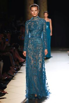 Elie Saab Haute Couture AW 2012-13