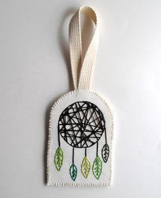 Вышивка, геометрия, цвет: современное рукоделие от An Astrid Endeavor - Ярмарка Мастеров - ручная работа, handmade