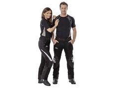 Stadler Textile motorcycle pants Faith Evo Size 50 schwarz Gore-Tex Clothing NEW