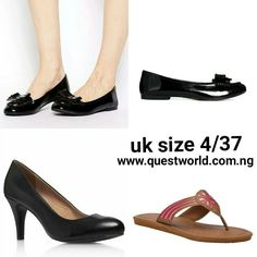 Beautify your feet*KISS* #shoes #heels #sandals #ballerina #footwear uk size 4/37 www.questworld.com.ng Nationwide HOME delivery Pay on delivery in Lagos
