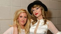 """Looks like you can be friends with both Katy Perry and Taylor Swift. Ellie Goulding recently caught some heat when she Instagrammed -- then deleted -- a photo of her hanging out with the """"Dark Horse"""" singer, which some fans thought was an issue seeing as Ellie is close pals with Taylor. And everyone knows Katy and Taylor have some bad blood. WATCH: Taylor Swift's Top 7 Besties, Ranked But in a new interview with On Demand Entertainment, the 28-year-old """"Love Me Like You Do"""" singer explains…"""