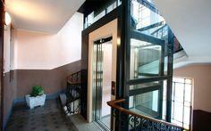 Dakshaventures offering Moving Walk, Spiral Escalator, Home Lift, Goods Lift, Hospital Elevator, at your budget.