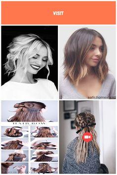 22 Popular Medium Hairstyles for Women 2017 - Shoulder Length Hair Ideas Longueur de Cheveux Romance Movies, Dreadlocks, Popular, Hair Styles, Beauty, Hair, Romantic Movies, Most Popular, Hair Makeup