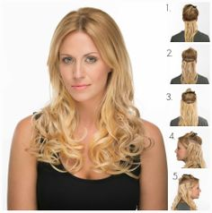 Quick and easy holiday hair ideas the untidy bun using lox studio its that easy to transform your hair using lox studio 5step pmusecretfo Images
