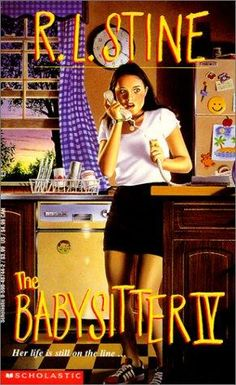 By RL Stine 1995 -- OMG seriously my favorite book series growing up!! I love this author