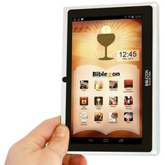 Learn and Live to practice your Catholic faith daily. Take your Catholic faith with you everywhere with this sleek holy tablet. Whether you want to read the bible, daily scriptures, or pray the rosary. Secure, Safe and Holy. It is okay to be Holy. Biblezon provides a faith-only platform with no internet browsing. This Catholic tablet includes the laudete app along with many of the best free Catholic apps.