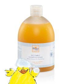 Das extramilde Shampoo erzeugt einen weichen Schaum, reinigt sanft und pflegt mit Weizenprotein und Jojobaöl. Enthält wertvolle Aloe und Kräuterauszüge von Ringelblume und Kamille.  Anwendung Besonders zu Beginn genügen reines Wasser und ein Waschlappen für die Reinigung von Haut und Haar Ihres Babys. Auch später sollte das Shampoo sparsam verwendet werden. Wenn Sie es als reinigenden Badezusatz verwenden wollen, vermischen Sie das Shampoo mit einer kleinen Menge Baby-Öl in die Kinderwanne… Honest Tea, Schaum, Babys, Drinks, Bottle, Mild Shampoo, Marigold Flower, Apothecaries, Frugal