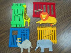 Inspiration and direction to make the felt board story of Dear Zoo Flannel Board Stories, Felt Board Stories, Felt Stories, Flannel Boards, Dear Zoo Activities, Preschool Activities, Activities For Kids, Crafts For Kids, Nursery Activities