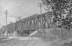 Created by Apple Aperture Loveland Ohio, Columbus Indiana, Bike Trails, Historical Photos, Cincinnati, Old Photos, Summertime, Bridge, River