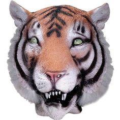 Tiger Mask Animal Adult Size
