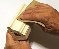 My father was an old school cabinet maker. He learned his trade during the depression, a time when everyone learned to be frugal. One of the first woodworking tips I remember him teaching me was the proper way to fold sandpaper. Using this method the sandpaper will last much longer. Sandpaper is expensive, even today. #woodworkingtips
