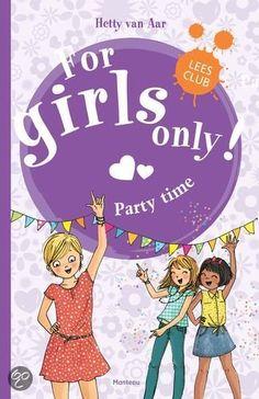 Toen ik klein was, las ik altijd samen met mijn vriendinnen For Girls Only. We vonden dit superboeken omdat het je tips gaf.