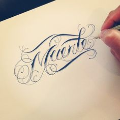 Hand Type Vol. 3 on Typography Served
