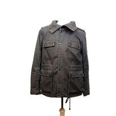 Phillip Lim Brown Cotton Jacket