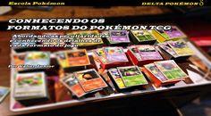 CONHECENDO OS FORMATOS DO POKÉMON TCG – Abordando as peculiaridades e conhecendo os detalhes de cada formato do jogo