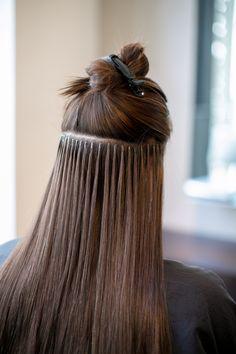 Shrink Links Hair Extensions By Lauren Mae Haggard