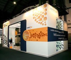 Exhibition Stall Design Portfolio : Best technology and software exhibition stand designs images