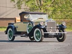 1928 Pierce-Arrow Model 81 Runabout | Motor City 2015 | RM Sotheby's