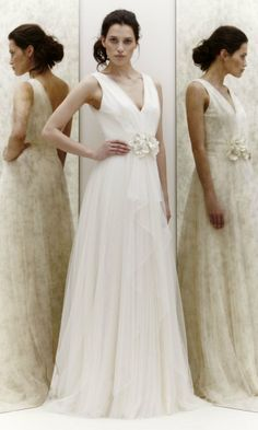 The romantic new bridal collection from Jenny Packham