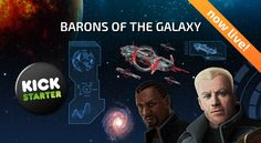 Stop waiting! Barons of the Galaxy is launched live and fully playable, enjoy this unique SciFi game! Baron, Waiting, Sci Fi, Games, Live, Words, Unique, Movie Posters, Science Fiction