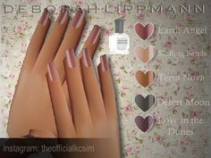 http://www.thesimsresource.com/downloads/details/category/sims2-sets-accessories/title/deborah-lippmann-collection/id/1297873/