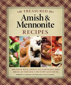 627 delicious, down-to-earth dishes your family will request again and again. You'll see why these recipes, gathered from Amish and Mennonite cooks from across the United States and Canada, have been bringing families and communities together at the table for generations.